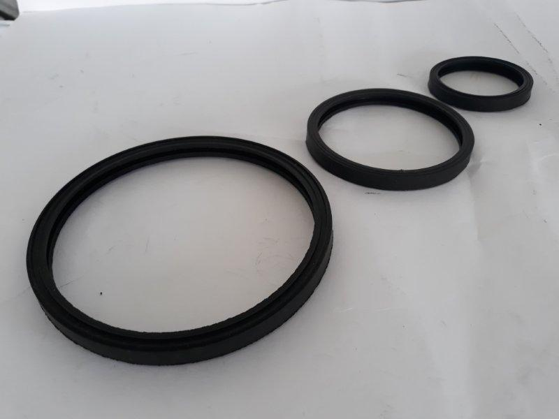 Fabricante de anéis de borracha
